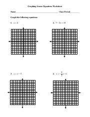 hw_7_graphing_linear_equatons_worksheet