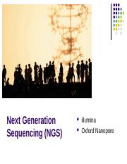 8.Next generation sequencing.pptx