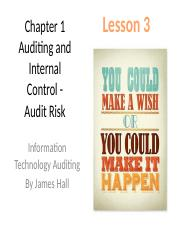 Chap01 Auditing and Internal Control - MWF Lesson 3.pptx