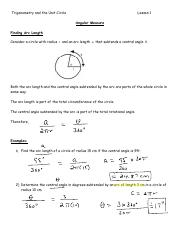 Trig Lesson 1 Radians and Arc Length COMPLETE.pdf