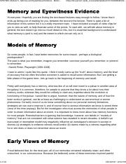 CPSY300, Module 5 - Memory and Eyewitness Evidence - Memory Overview.pdf