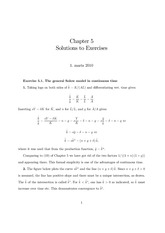 chapter 05 solutions