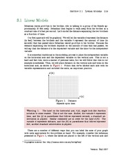Section 1: Linear Models