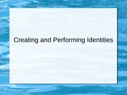 Identity Facets and Struggles - Blackboard Edition (1)