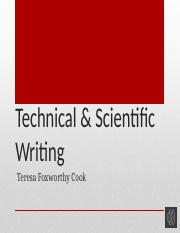 Overview of Technical & Scientific Writing with narration (1).pptx