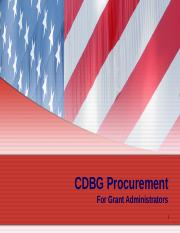 State-CDBG-Grant-Administrators-Training-Module-5-Procurement-Requirements-Slides.ppt
