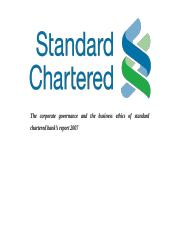Risk faced by Standard Chartered Bank.ppt