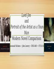 SNickens Modernist Literature Comparison