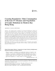 KOR60 - WK9 - 4 - Lin+Tong - Crossing Boundaries.pdf