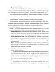 6 Penyebab Perbedaan Laporan Keuangan Komersial Dan Laporan Keuangan Fiskal B Course Hero