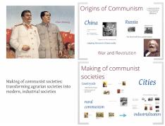 wk9 - building communist societies - slides