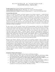 Hurricane dissertation