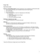Project Plan COSC 1401 Fall 2016 Assignment (1).docx