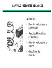 La extensi/ón del resorte helicoidal cil/índrico muelles de tracci/ón Di/ámetro de alambre de 1,0 mm de di/ámetro exterior de 6 mm 1pcs 140 mm