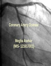 Coronary Heart Diseases- Hana AlHarbi.ppt