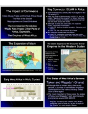 Lecture 4-West Africa Savanna Empires--Pre-European Contact