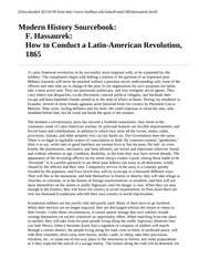 Hassaurek_Effects Lat Am revolutions_1865_3sheets