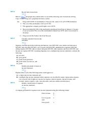 Chapter 6 & Chapter 7 - Sales and Purchases of Inventory, Multiple Step Income Statement
