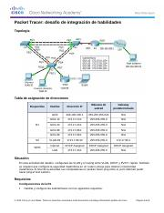 4.5.1.2 Packet Tracer - Skills Integration Challenge Instructions.docx