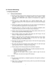 Method Statement road - Method Statement-Roadworks 1.0 OBJECTIVE ...