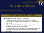 CISM8_IM_Chapter_10