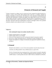 2. Elements of Demand and Supply.doc