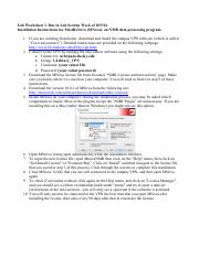 Lab Worksheet 3- MestReNova installation and tutorial.pdf