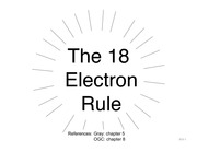 Series14The18ElectronRule
