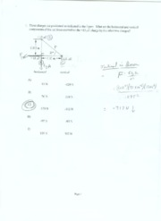 Practice Final B solutions