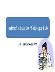 Introduction to histology lab.pptx