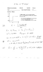 Solution Radiation Midterm Exam Fall 2012