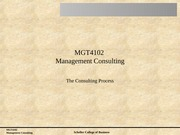 MGT4102Topic04+The+Consulting+Process