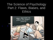 Science of Psychology 2