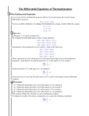 thermo_Entire year notes and problems compiled