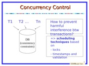 lecture9-Concurrency+Control