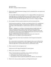 HIT 205 B Chapter 2 review questions.docx