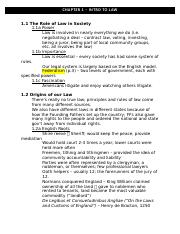 August 24 - B Law Ch 1 Outline.docx