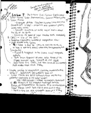 class notes- solar flares
