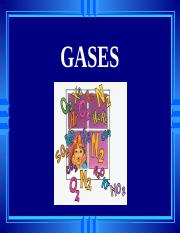 Gas Laws Slide set