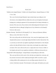 Comp 2 - NYC Annotated Bibliography.docx