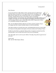 Letter to 2Bd Pantry party.docx