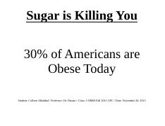 Sugar is Killing You Boards