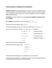 Solving Systems of Equations by Substitution.pdf
