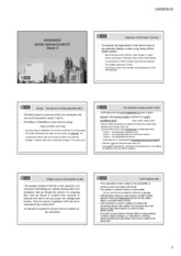 Bank Management Lecture Slides Week 4 - 6 slides to a page.docx