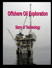 Lecture 6 - Offshore  - Summer  2013.ppt