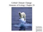 Lecture 23-Global Warming