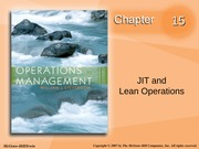 ch14-JIT_Lean Operations