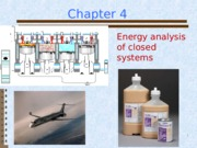 Chapter 4_Energy analysis of closed system