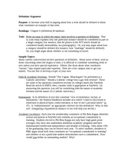 Definition essay 1 definition argument purpose to increase your