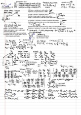exam 2 review note sheet